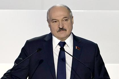 Лукашенко назвал кандидатов на пост нового президента Белоруссии Бывший СССР