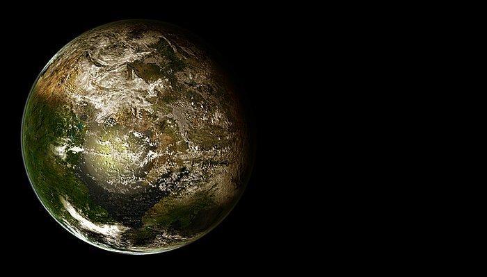 18. Kepler-438b - похожа на Землю вселенная, интересное, космос, подборка, экзопланета