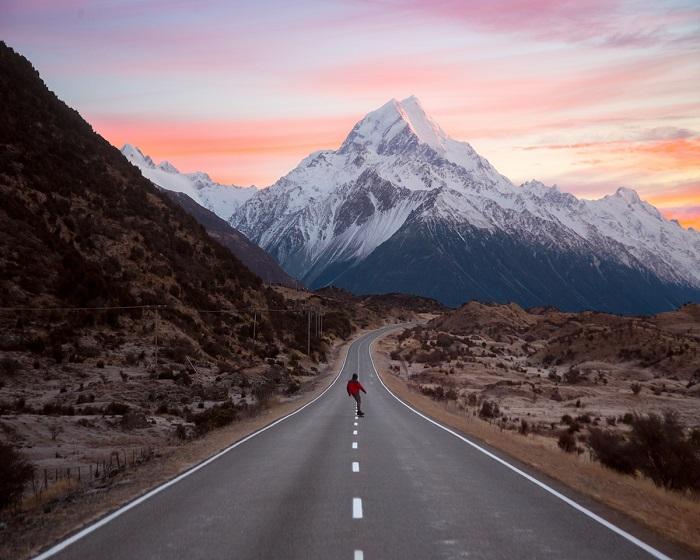 Место съемок: Новая Зеландия.
