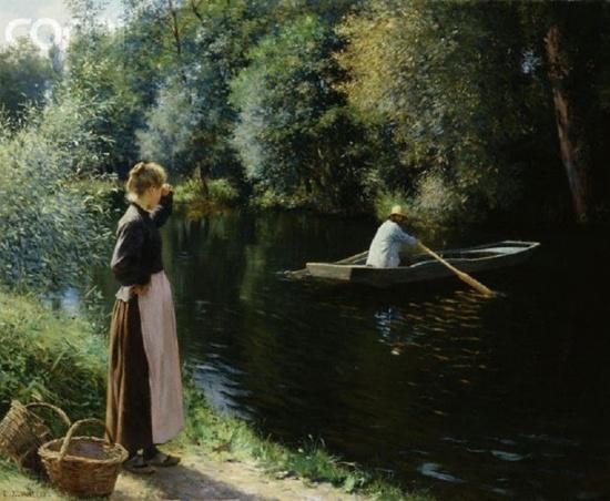 художник Leopold Franz Kowalski (Леопольд Франц Ковальский) картины – 11
