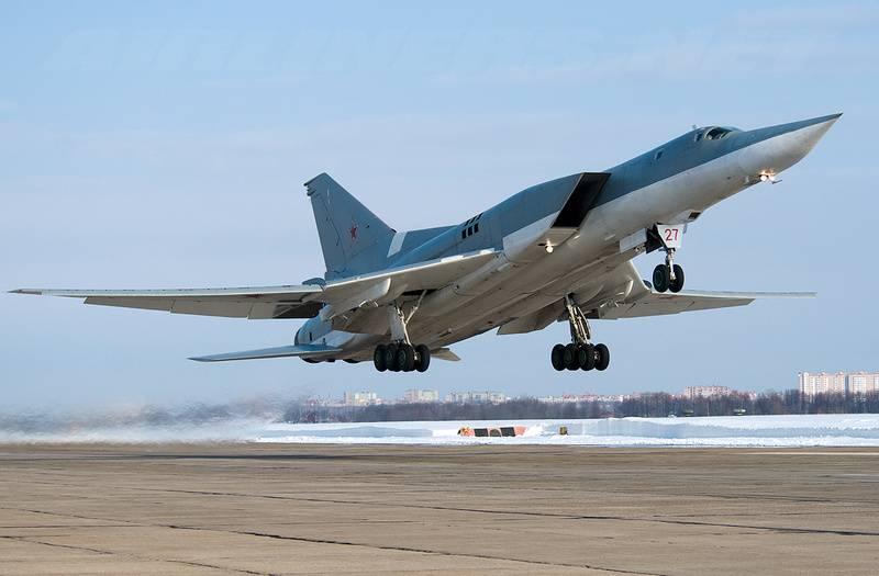 Глубокомодернизированный Ту-22М3М взлетит до конца года