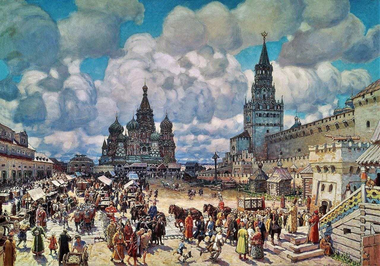 культура московской руси с картинками того предприятия через
