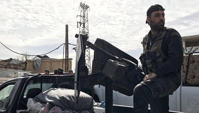 Сирийская армия освободила около 70% территории Восточной Гуты