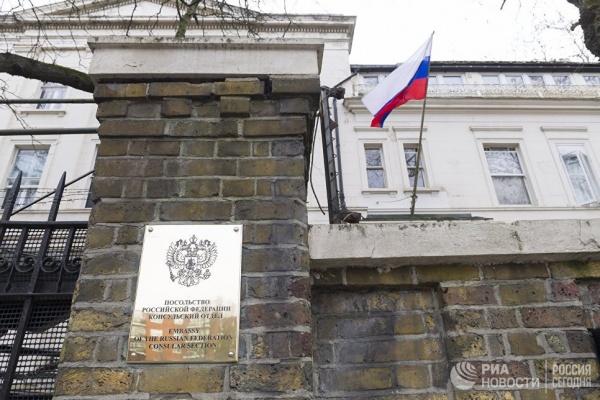 Посольство России: Из-за Brexit Лондон торопится ужесточить санкции
