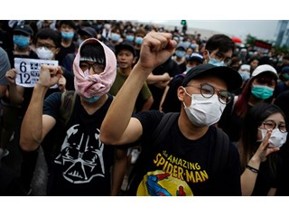 Гонконг не Крым, Китай не Россия