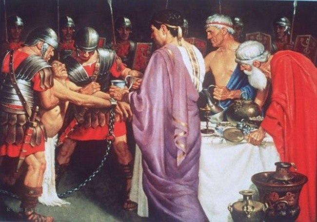 Внемлите, о добрые граждане Рима! Коварство преторианцев безбрежно!!!