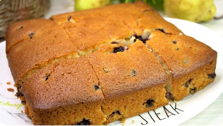 Рецепт вкуснейшего пирога «Все по стакану», который стал моим любимым