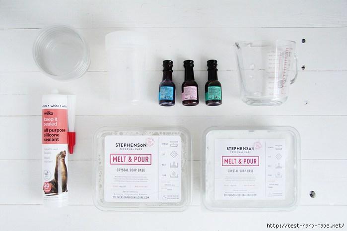 Шикарные мыльные минералы своими руками идеи для дома