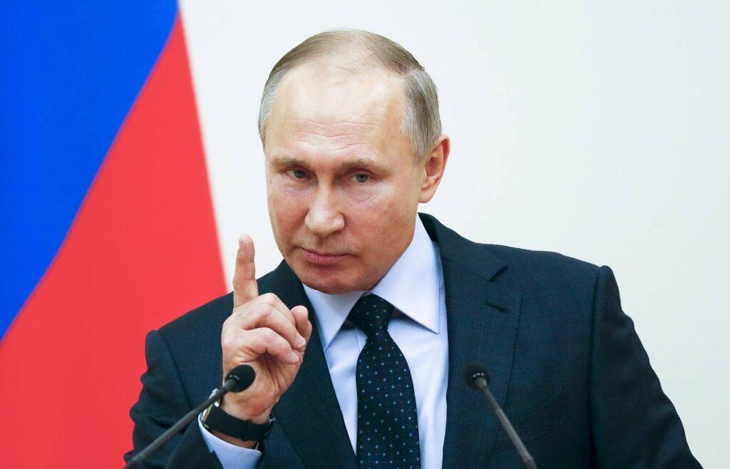 Путин преподал новый урок Пашиняну