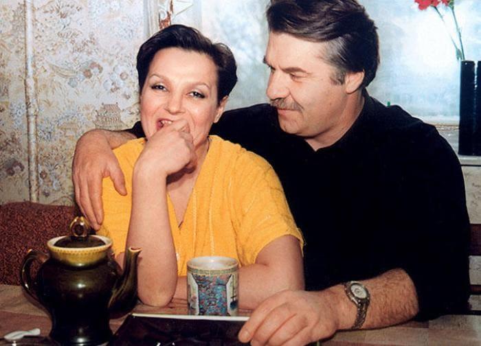 Елена Мольченко и Александр Фатюшин   Фото: 7days.ru
