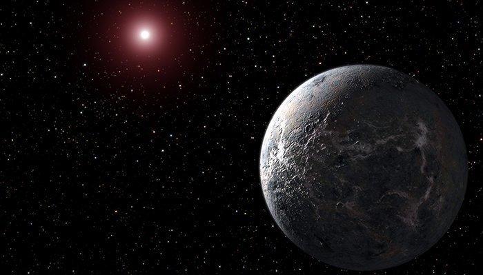10. OGLE-2005-BLG-390L b - ледяная пустошь  вселенная, интересное, космос, подборка, экзопланета