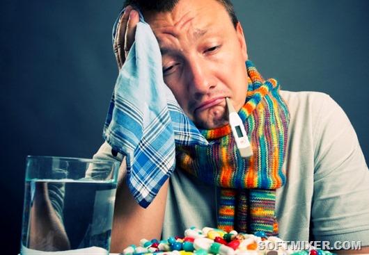 Простуда: семь бессмысленных народных рецептов