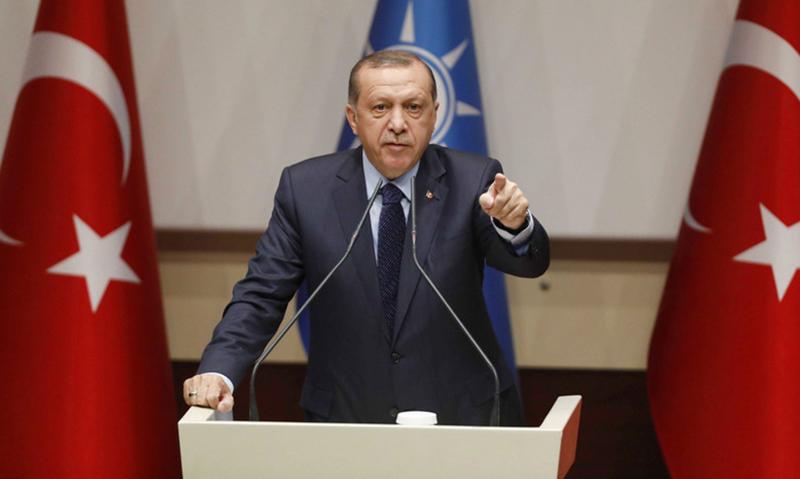 Эрдоган: Мы обязательно заст…