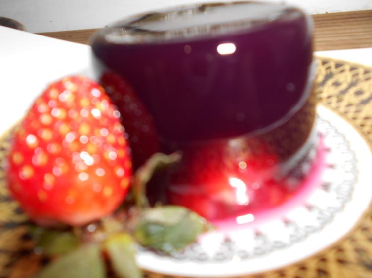 Как приготовить пикантное винное желе? Десерт для взрослых вино,десерты,желе