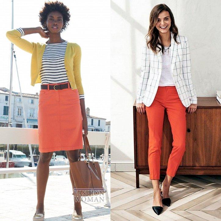 Как носить коралловый в этом сезоне: стильные примеры на каждый день фото №11