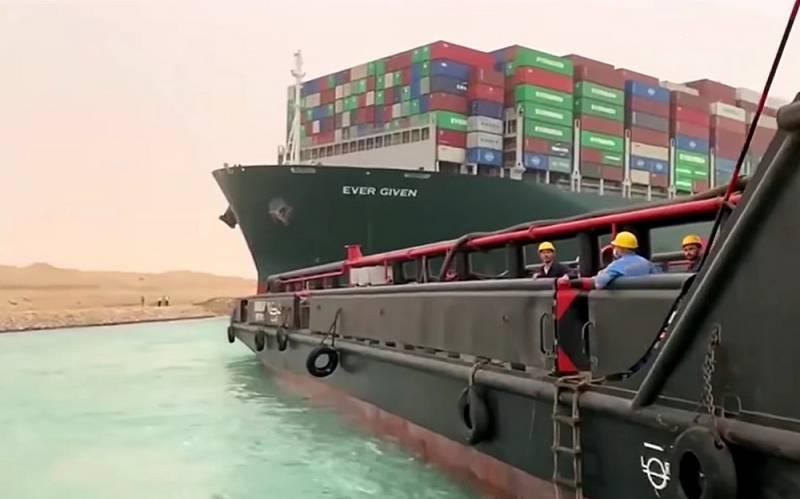 Почему Северный морской путь никогда не сможет заменить Суэцкий канал Экономика