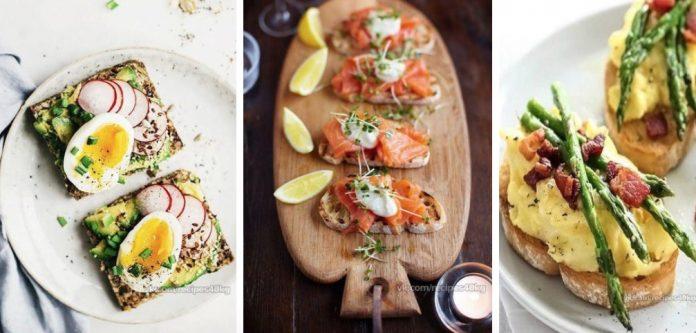 6 вкуснейших правильных бутербродов «Сытный дом»