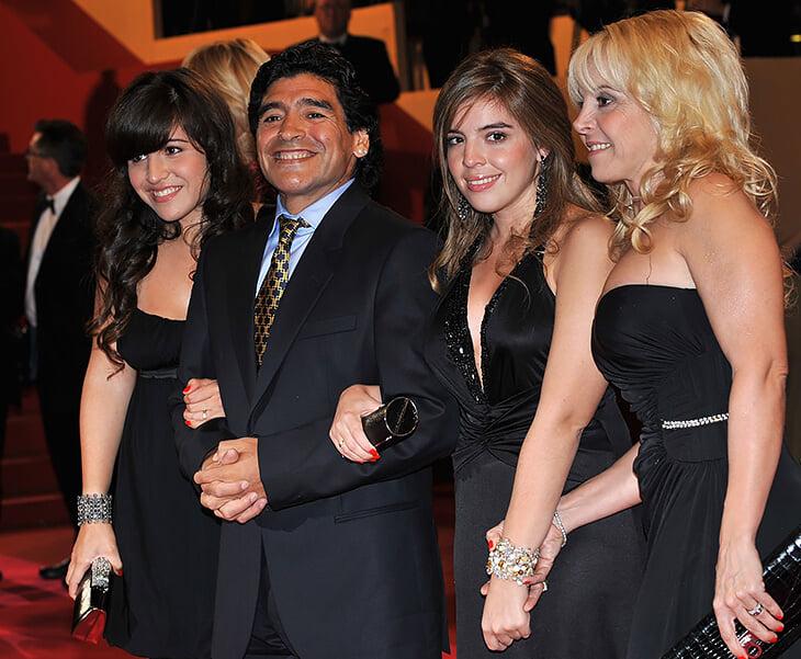 ТОП-5 фактов о Диего Марадоне, о которых вы точно не слышали Диего Марадона,Заморские звезды,звезда,фото,шоубиz,шоубиз