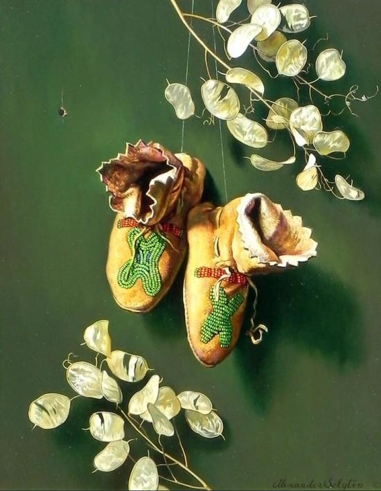 художник Alexander Selytin (Александр Селытин) картины – 21