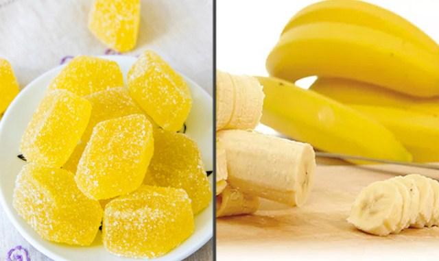 Банановый мармелад — просто и вкусно