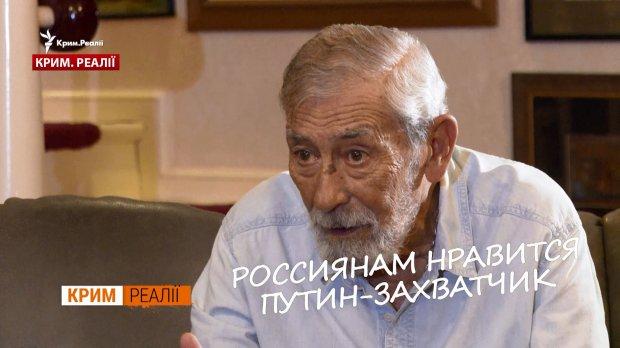 О политике Путина и российских войсках в Украине и Грузии: эксклюзивное интервью Кикабидзе