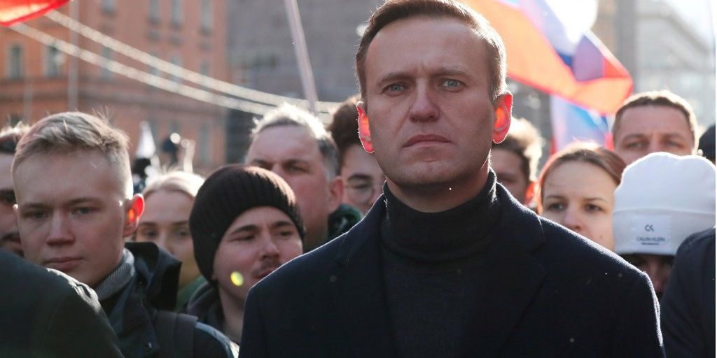 Навальный поздравил Байдена с успешными фальсификациями на президентских выборах в США