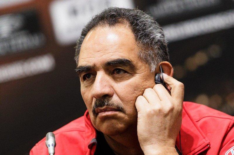 Тренер Головкина: «Против Альвареса Геннадий выйдет на своих условиях»