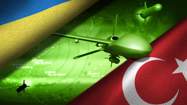 Дрожи, Россия: Украина и Турция берутся сделать беспилотник бесконечных возможностей
