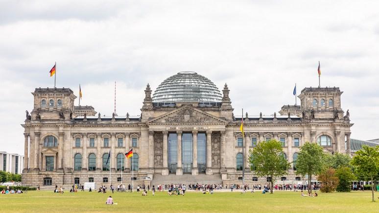 Немецкие политики: ответом Т…