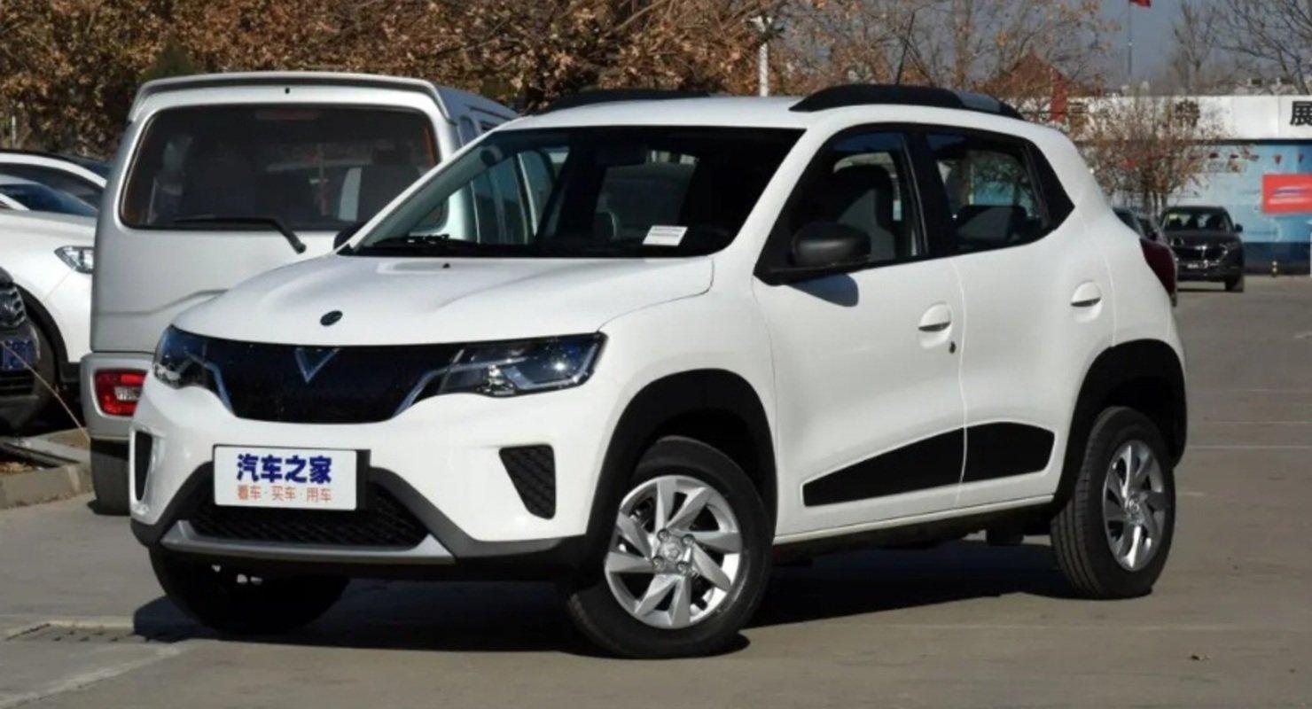 Nissan и Dongfeng выпускают новый электрокар Venucia e30 дешевле 700 000 рублей Автомобили