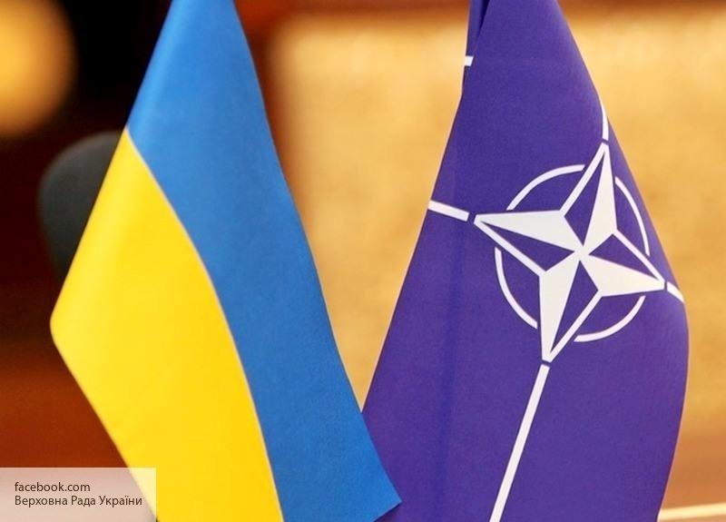 Украина и НАТО: кто кому бол…
