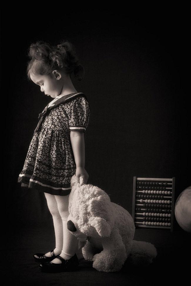 Дети, которые нуждаются в любви больше всех, ведут себя хуже всех.