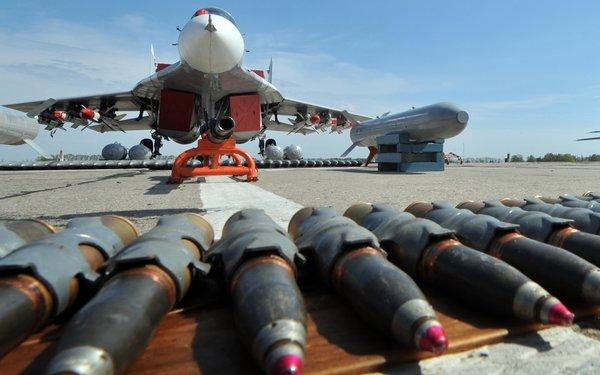 Россия откроет огонь по войскам США в Сирии, если они начнут бомбить Домаск.