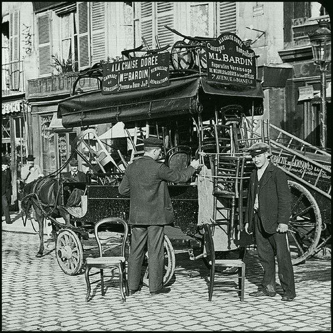 Париж в 1900 году. Весь Мир в объективе, ретро, старые фото