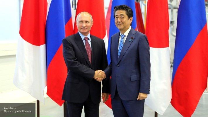 «Переговоры с Путиным – начало новой эпохи в японско-российских отношениях»