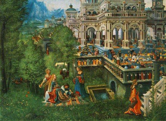 Изучаем миф о «Немытой Европе»