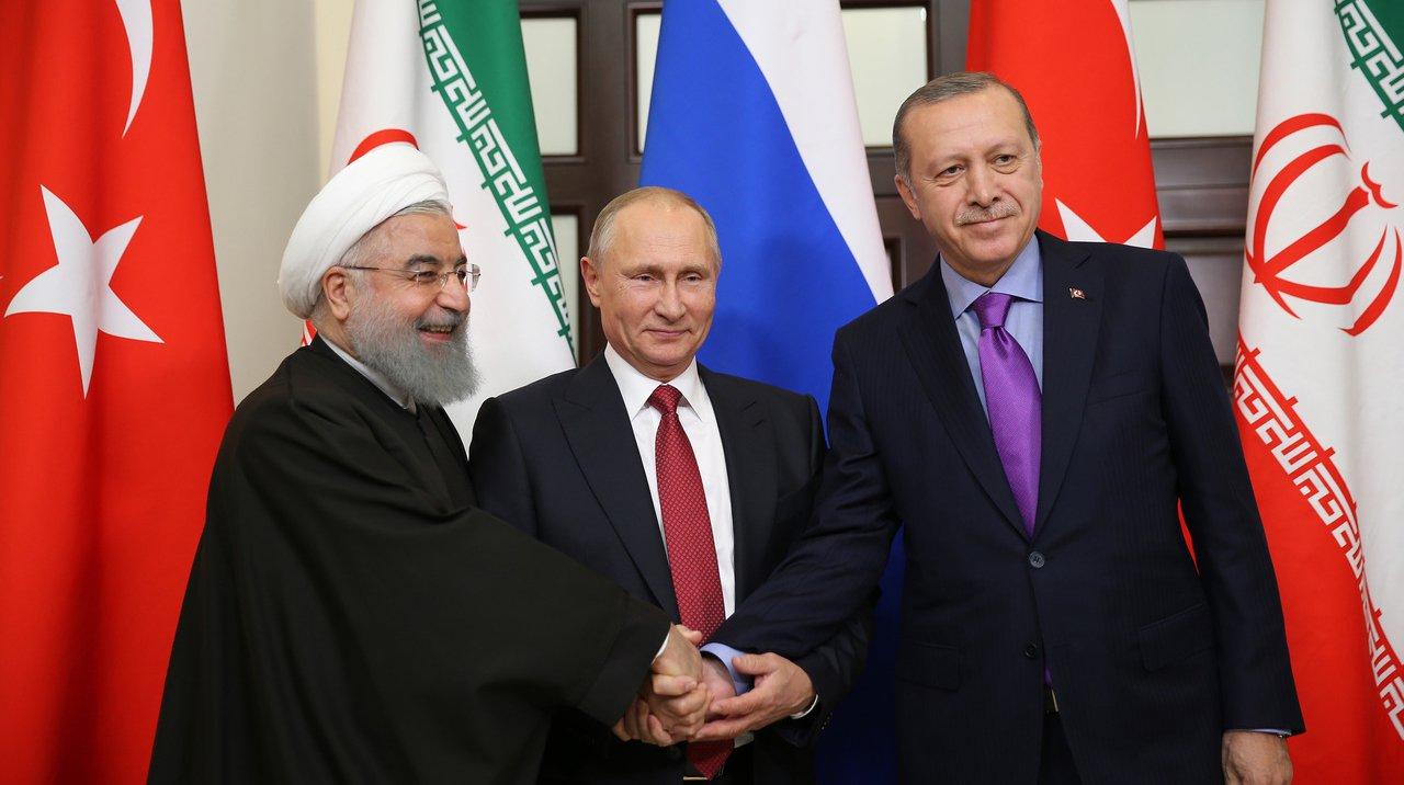 Смогут ли русские, персы и т…