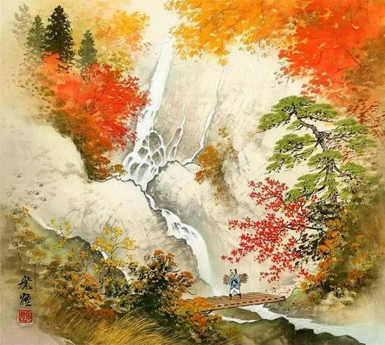 художник Коукеи Кодзима (Koukei Kojima) картины – 24