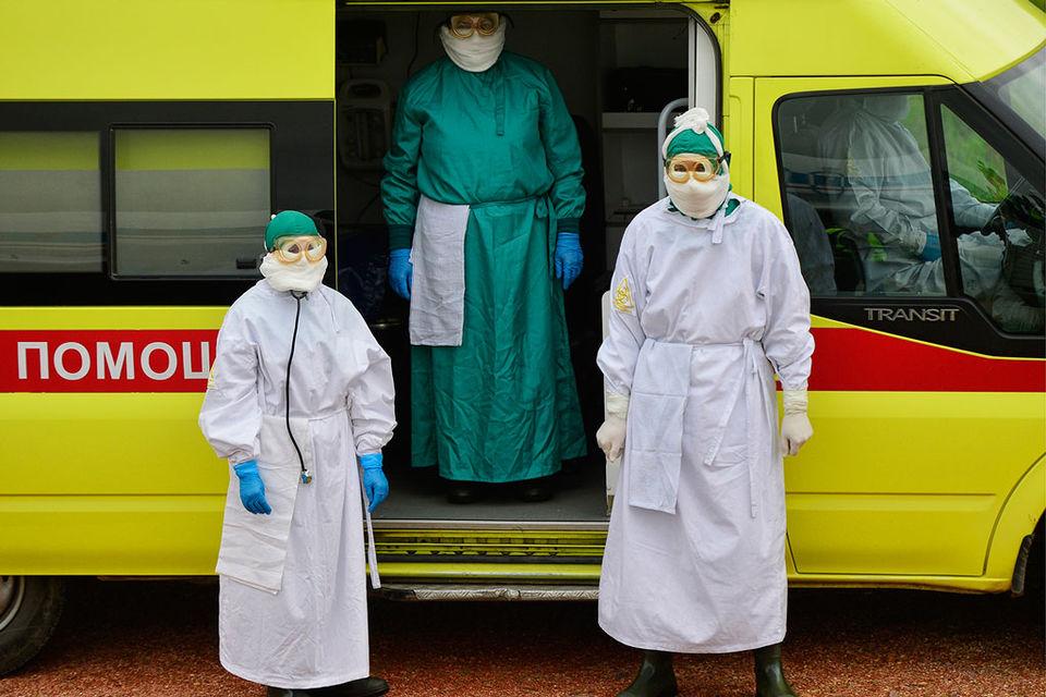 Минздраву не хватает 266 млрд рублей на зарплаты врачам и медперсоналу