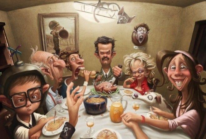 20 поступков родствеников, которые сделают ваш день