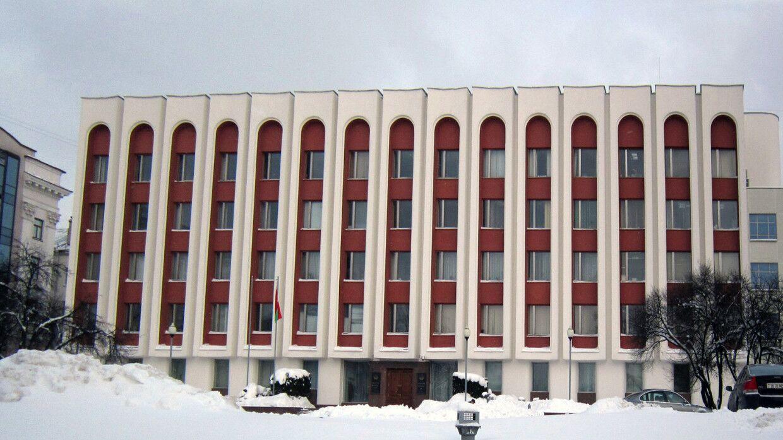 Белорусские дипломаты попросили польского консула покинуть республику Политика