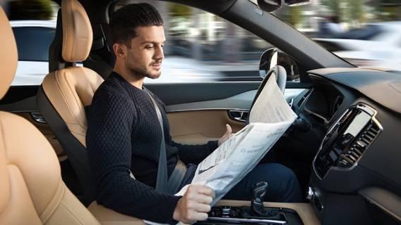 Великобритания может разрешить использование «беспилотных» автомобилей на автомагистралях уже в этом году
