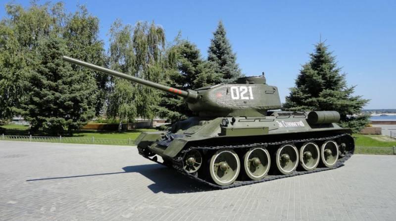 Танки Советского Союза периода Великой Отечественной войны