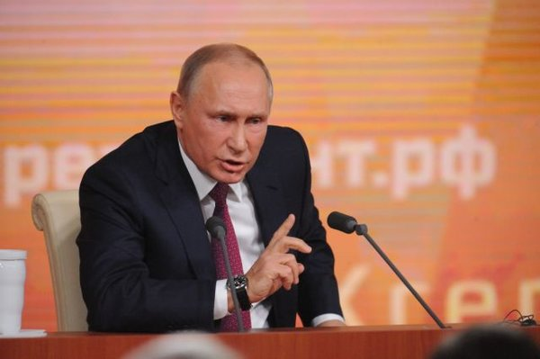 Путин высказался про армию С…