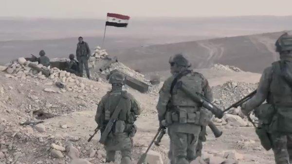 Сирийский офицер рассказал, как был шокирован героизмом российских солдат при нападении боевиков