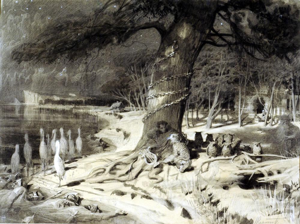 Самые опасные существа из славянской мифологии 2