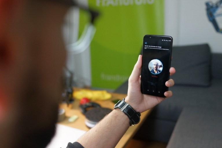 Android Q может получить технологию, аналогичную Apple Face ID