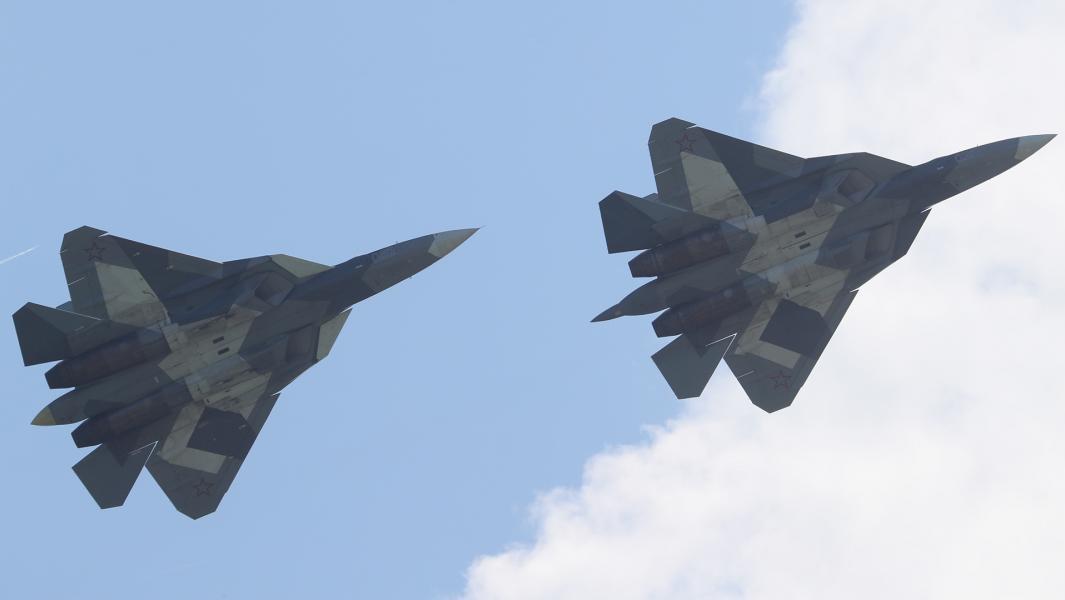 Предполетные ожидания: когда Су-57 заступят на боевое дежурство