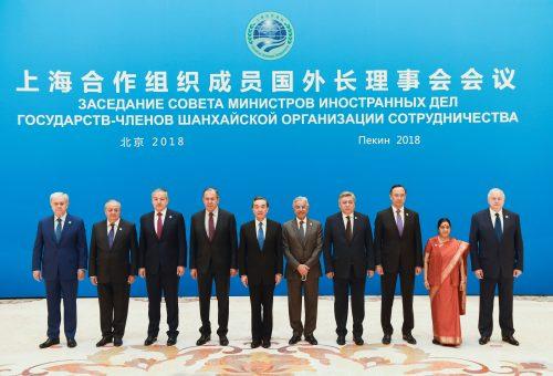 Россия и Китай наращивают вл…
