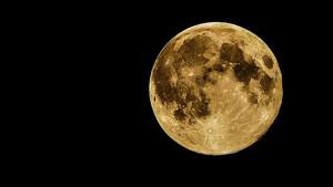 Падение на Луну двух метеори…